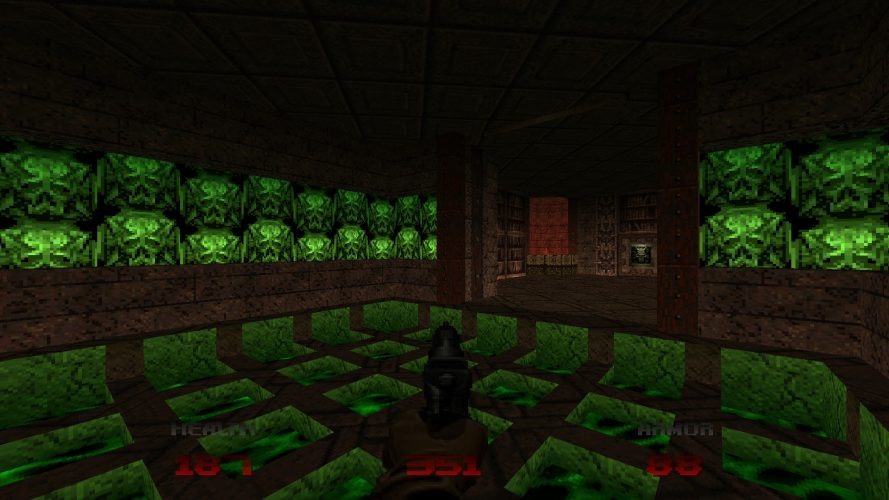 DOOM 64 is the true and only culmination of the franchise